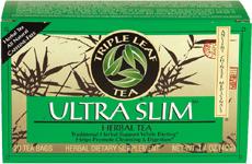 Triple Leaf Tea 29242 Ultraslim Tea - Senna Papaya and Loquat
