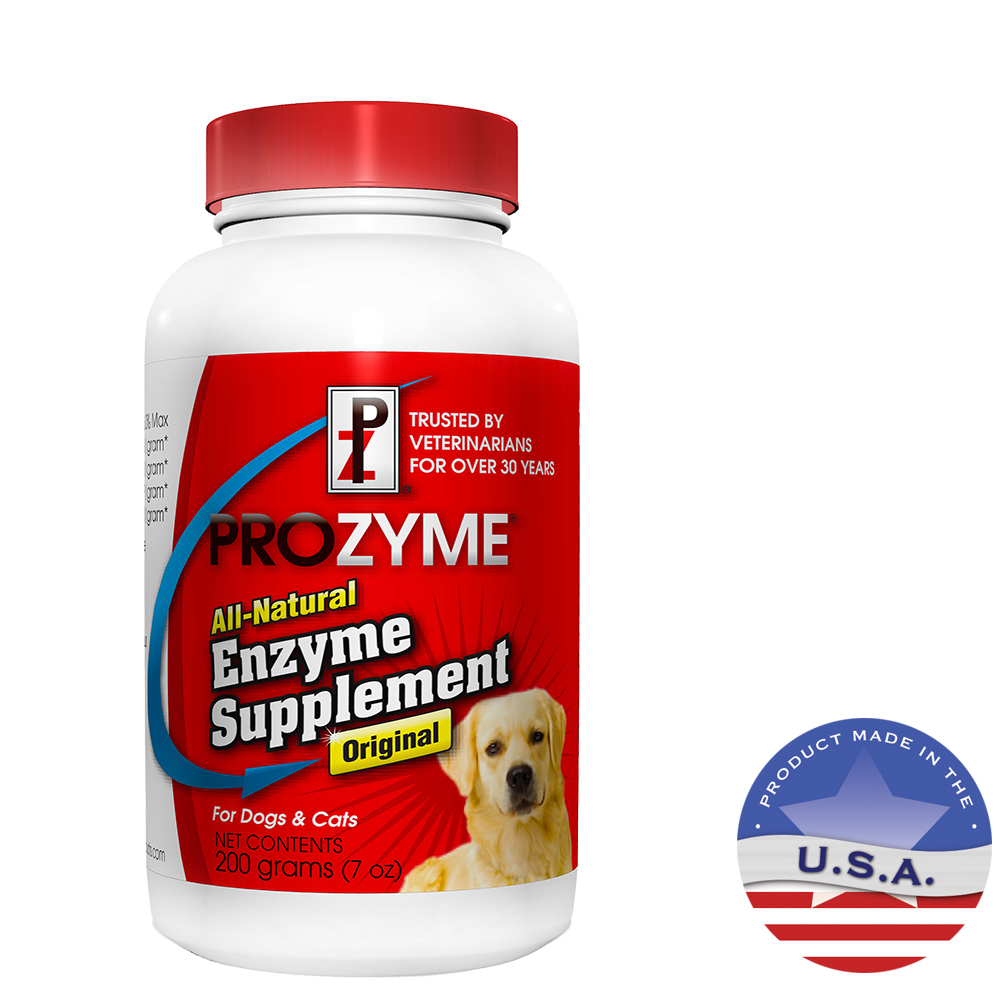 Trophy Animal Health Care 015PZM-200 200 g Prozyme Plus All Natural Enzyme Supplement