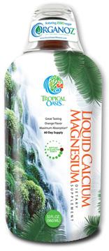 Tropical Oasis 34001 Calcium Magnesium 16oz- Pack of 3