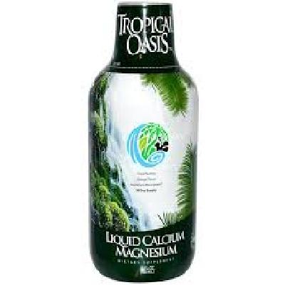 Tropical Oasis BG19144 Tropical Oasis Calc Magn with Vit D - 1x16OZ