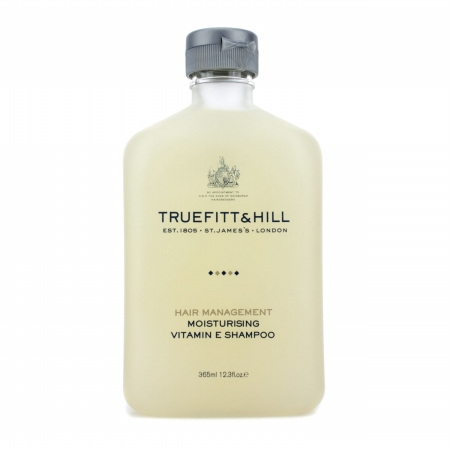 Truefitt & Hill 160627 Moisturising Vitamin E Shampoo 365 ml-12.3 oz