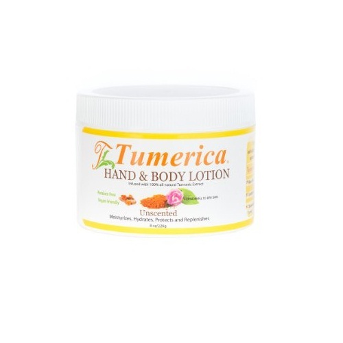 Tumerica ECW1791391 15 oz Unscented Hand & Body Lotion Moisturizing