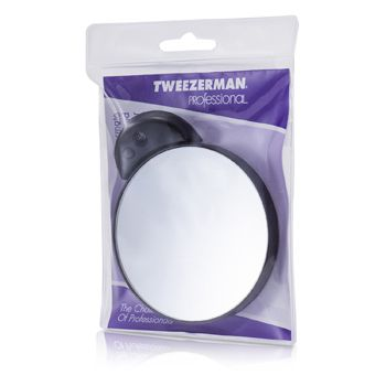 Tweezerman 144443 Professional TweezerMate 10X Lighted Mirror