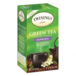 Twg 10021 1.76 oz. Tea Bags Green With Jasmine
