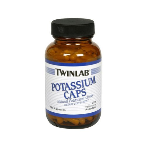 Twinlabs 80748 Nutritional and Dietary Supplements Potassium