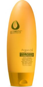ULTIMATE Argan Oil 450 ml. Clear Hydrating Conditioner