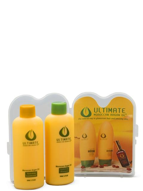 ULTIMATE Argan Oil Travel Kit