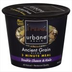 URBANE GRAIN MEAL 3MIN DBL CHS&KALE-2 OZ -Pack of 6