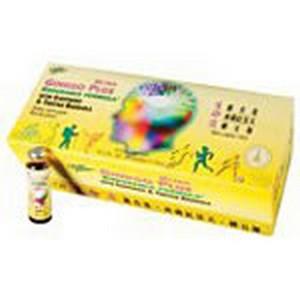 Ultra Ginkgo Plus Endurance Formula with Eleuthero & Tibetan Rhodiola 10 cc 30 vials