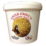 Uncle Jimmys Brand 84071 3 lbs Uncle Jimmy S Hangin Ball Treats for Horses Sugar Free