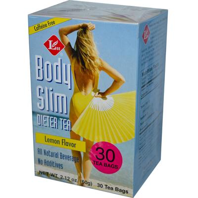 Uncle Lees Body Slim Dieter Tea Lemon - 30 Tea Bags