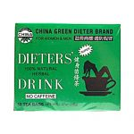 Uncle Lees Tea 0257089 China Green Dieters Tea Dieters Drink 18 Bags