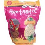 Unipet USA 84113 16 oz Hentastic Mealworm & Oregano Chicken Treats