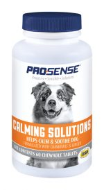 United Pet Group P-82534 Anti-Stress Calming Tablets 60 Count