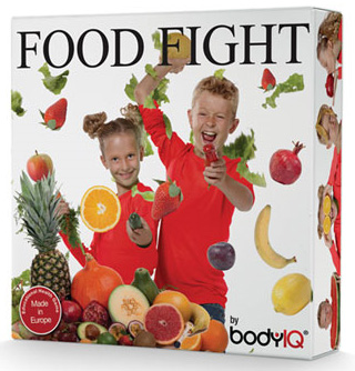 Universal Map BIQ-21 Body IQ - Food Fight - Fruit Card Set - NEW in 2012.