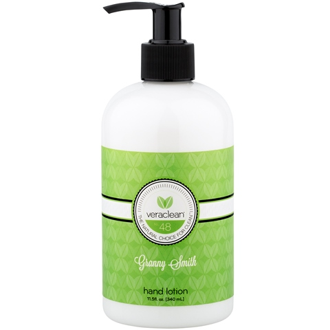 VeraClean Granny Smith Hand Lotion 3 Pack