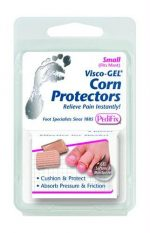 Visco-Gel Corn Protectors Pack/2 Large
