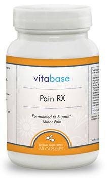 Vitabase SV2549 Pain-RX 60 Capsules