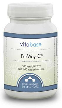 Vitabase SV5588 Purway-C - 500 Mg - 60 vegicaps