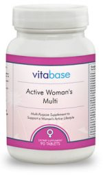 Vitabase SV817 Active Womans Multi 90 Tablets