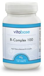 Vitabase SV824 B-Complex - 100 Mg. Sustained Release 100 Tablets