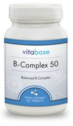 Vitabase SV825 B-Complex - 50 mg Sustained Release 100 Tablets