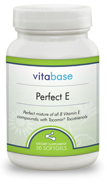 Vitabase SV923 Perfect E 30 Softgel Capsules