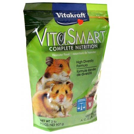 Vitakraft 34514 VitaSmart Complete Nutrition Hamster Food