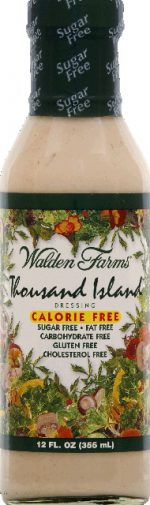 WALDEN FARMS DRSSNG CF 1000 ISLND-12 OZ -Pack of 6