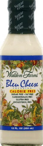 WALDEN FARMS DRSSNG CF BLEU CHS-12 OZ -Pack of 6