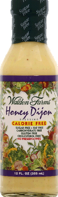 WALDEN FARMS DRSSNG CF HONEY DIJON-12 OZ -Pack of 6