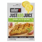 WEBER MARINADE GRLC & HRB JAJ-1.12 OZ -Pack of 12