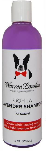 Warren London 101900 Ooh La Lavender Shampoo
