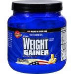 Weider Global Nutrition 1692748 1.65 lbs Dynamic Weight Gainer Powder Vanilla