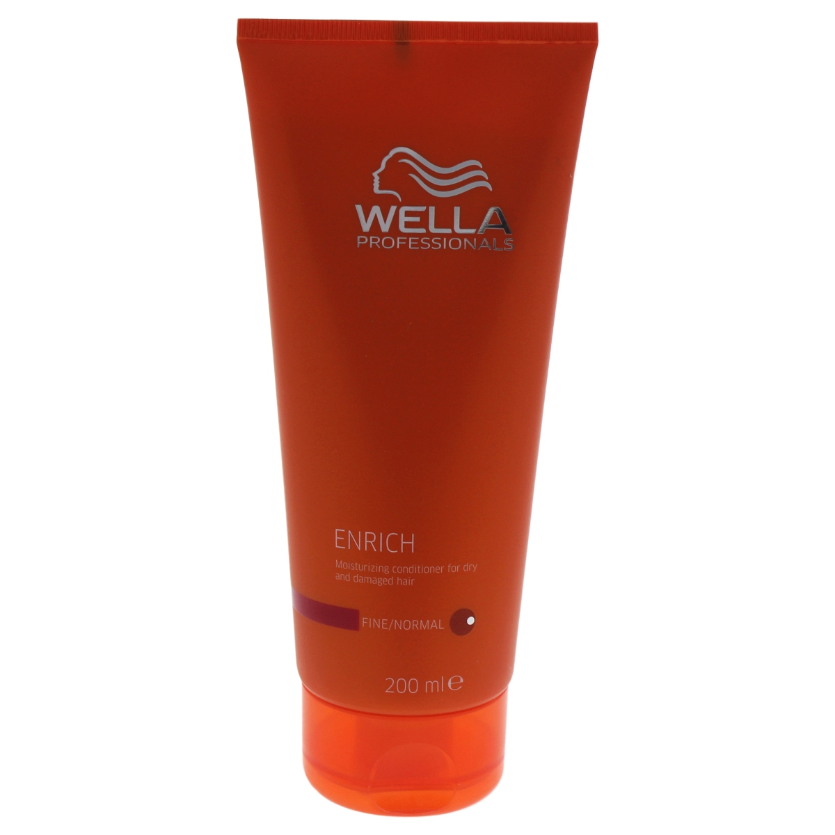 Wella U-HC-11486 Fine & Normal Enrich Moisturizing Conditioner for Unisex - 200 ml