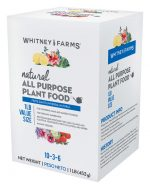 Whitney Farms 7637010 1 lbs Natural Plant Food for all Purpose