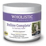 Wholistic Pet Organics SCTWP3 4 oz Feline Complete for Total Body Health