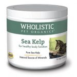 Wholistic Pet Organics STWP25 2 lbs Sea Kelp for Healthy Body Function