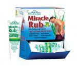 Winning Solutions 100 1 oz Miracle of Aloe Rub