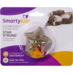 Worldwise 9851 SmartyKat Star Strung Compressed Catnip Toy