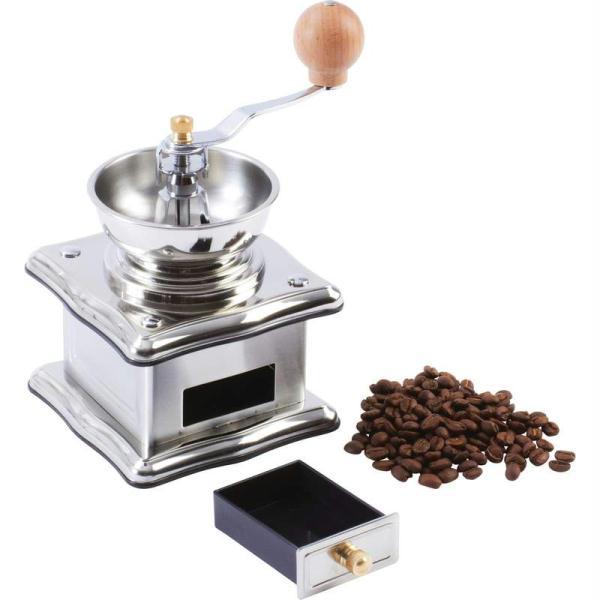 Wyndham House Stainless Steel Manual Coffee Grinder - KTGRIND