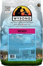 Wysong WY98100 Geriatrx 5 lbs Pet Food Bag