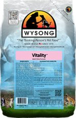 Wysong WY98106 Vitality 5 lbs Pet Food Bag