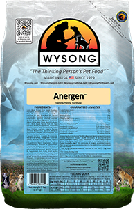 Wysong WY98200 Anergen 5 lbs Pet Food Bag