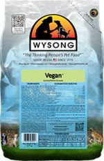 Wysong WY98202 Vegan 5 lbs Pet Food Bag