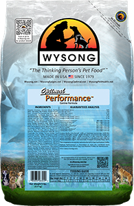 Wysong WY98304 Optimal Performance 5 lbs Pet Food Bag