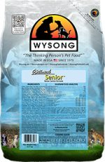 Wysong WY98306 Optimal Senior 5 lbs Pet Food Bag