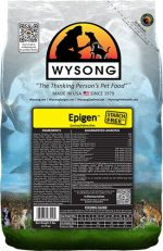 Wysong WY98500 Epigen 5 lbs Pet Food Bag