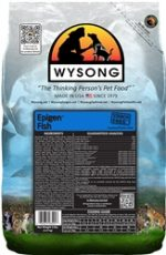 Wysong WY98504 Epigen Fish 5 lbs Pet Food Bag