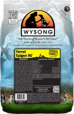 Wysong WY98508 Ferret Epigen 90 5 lbs Pet Food Bag